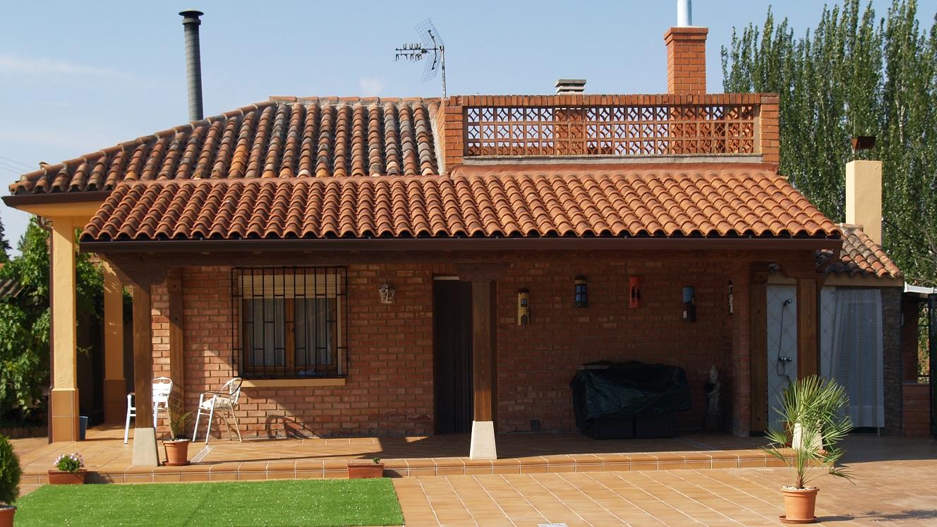 Prosma cubiertas porches estructuras y casas de madera - Estructuras casas de madera ...